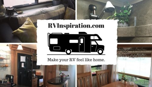 RV Inspiration: Make your RV feel like home.