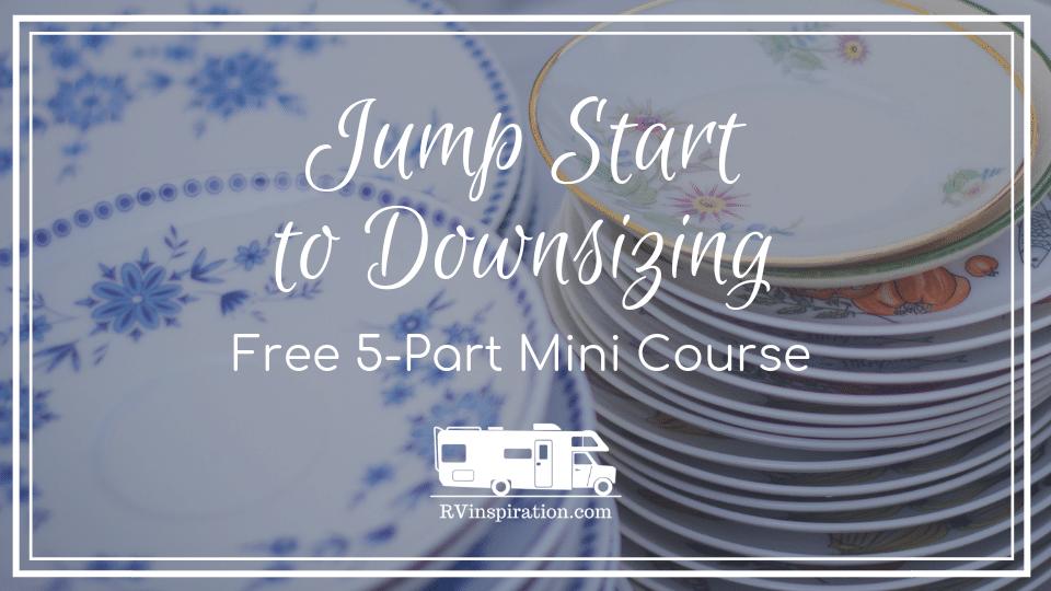 Jump Start to Downsizing Mini Course Image