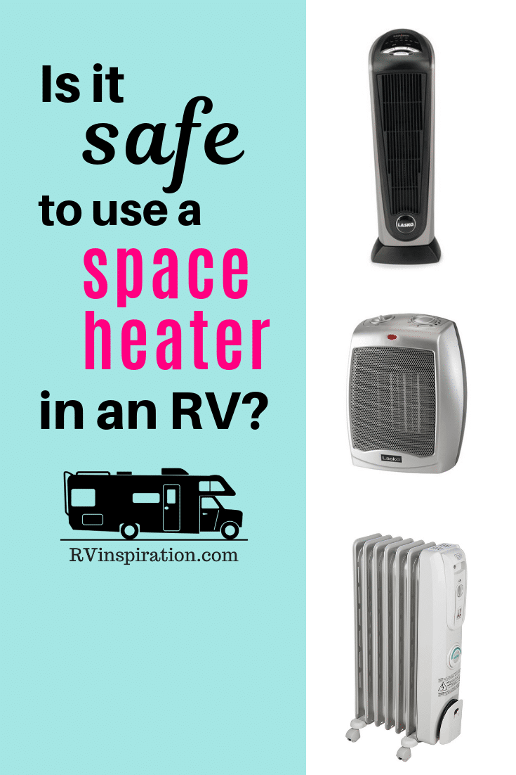 Lots of people do it. But is it safe? | rvinspiration.com #RV #RVtips #fulltimeRV #RVlife