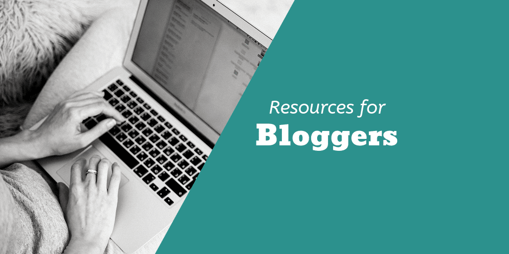 Resources for Bloggers Twitter Image