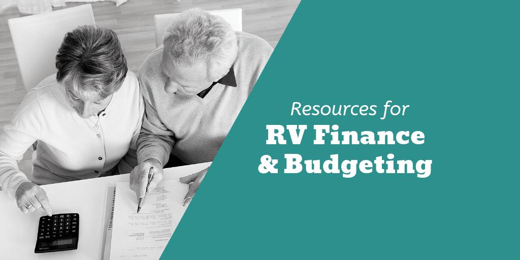 RV Budget Resources Twitter Image