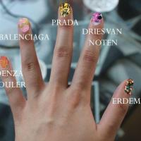 designer nail art?
