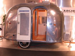 Der Kleine Prinz - Smallest Airstream Built