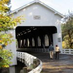 Great Escapes: The Covered Bridge Capital of Oregon