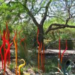 The Silver Gypsy: Chihuly in the Garden