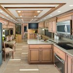 Newmar's 2015 Mountain Aire Model 4501 Provides Unlimted Luxury and Hill Crushing Power