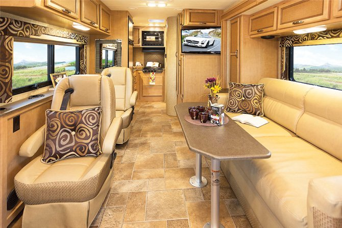 Thor Expands Ruv Lineup Rv Life
