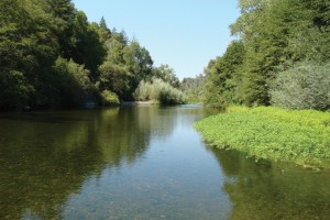The Russian River adds recreational activities to a tour of nearby wineries.