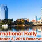 Hurry, Just a Few Spots Left for iRV2 Rally