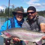 Trout Fishing in Alaska