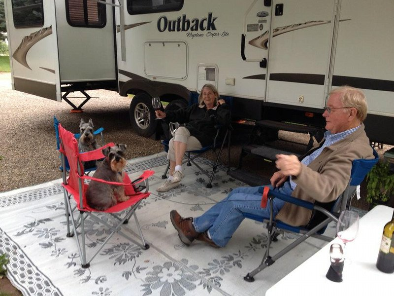 Rving With Dogs And Cats