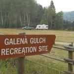 Free Camping at Galena Gulch