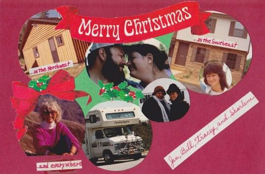 Minshall Christmas Montage - 1987