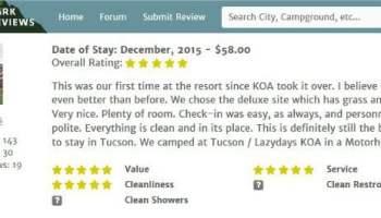 RV Camping At KOAs: The Three Types Of KOAs