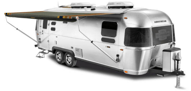 Airstream Pendleton collectible trailer