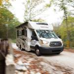 Thor's RUVs are on the Move at Winter RV Shows