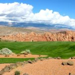 "Taking the ""Drive"" Along Utah's Red Rock Golf Trail"