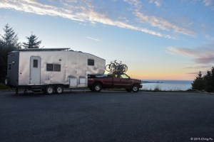 eco-friendly fifth wheel