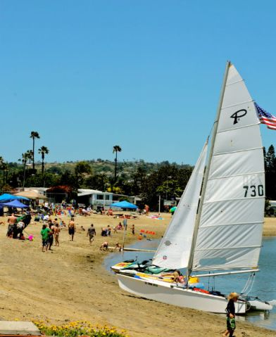 more activities at Mission Bay RV Resort