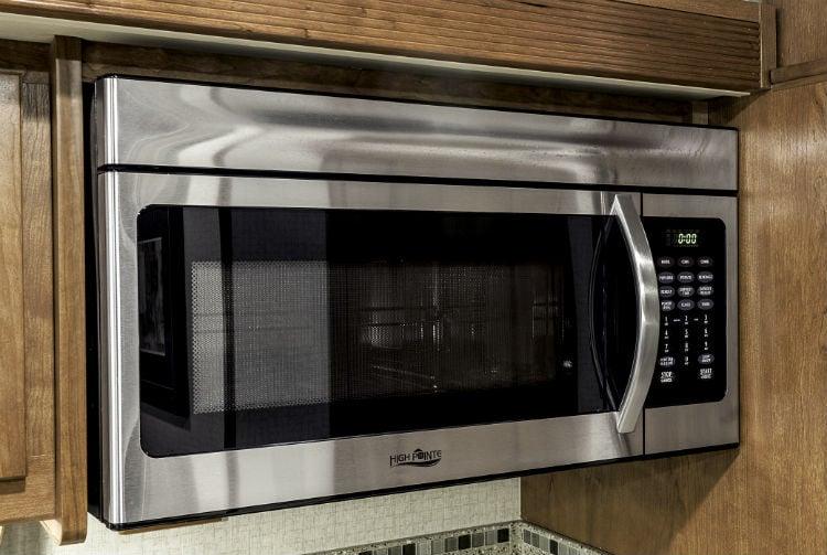 a oven found in the winnebago sunova photo courtesy winnebago industries - Convection Ovens