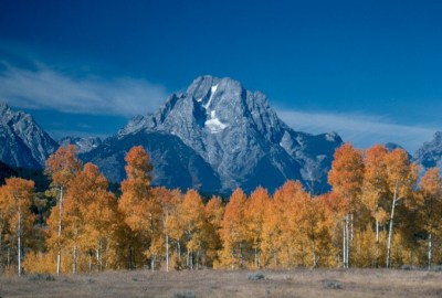 Rocky Mountains fall color