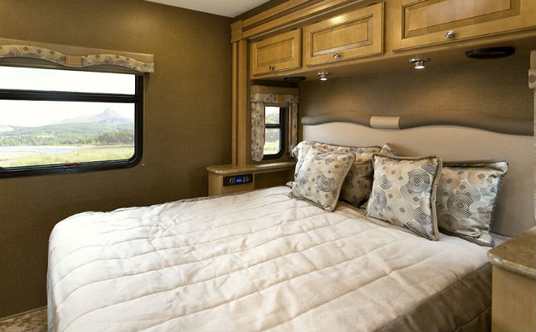 get a new RV mattress