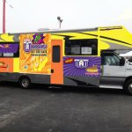 A Food Truck RV – Toy Hauler Conversion For Charity