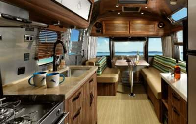 There S A Lot Of Style In Airstream S New Tommy Bahama