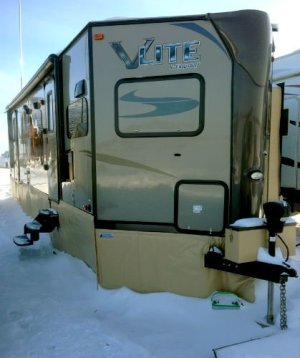 Winter Camping Problems