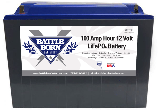 Lithium Ion Batteries Give You More Power in your RV