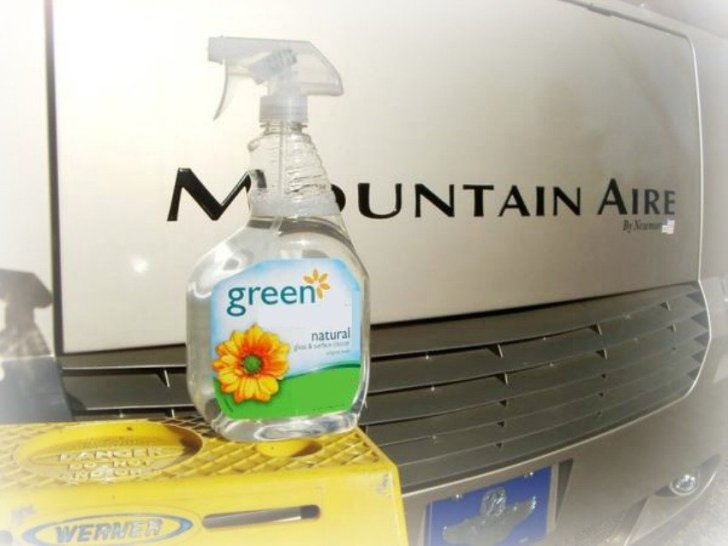Green RVing products