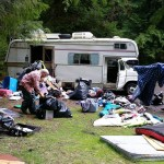 Illegal Dumps Threaten Free Camping In U.S. Forests