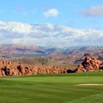 Utah's Red Rock Country Offers Scenic Golf & RVing