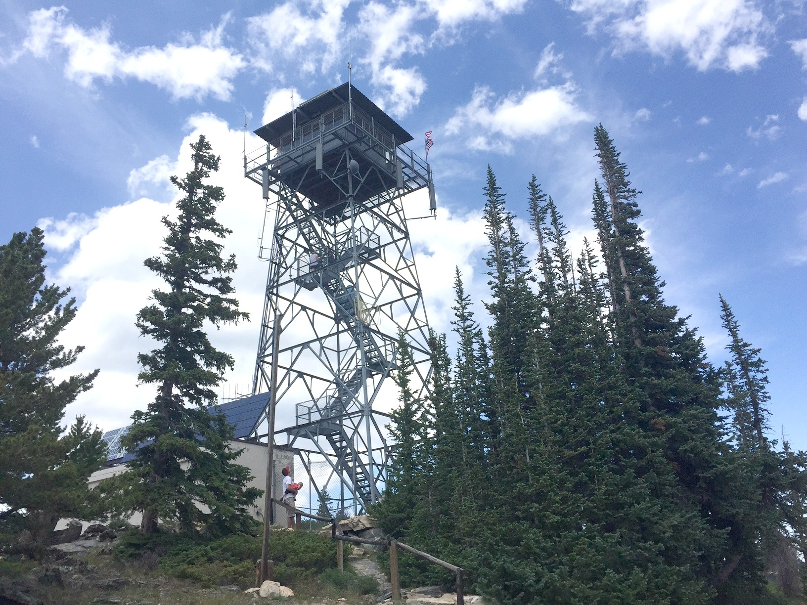 fire tower lookout rentals