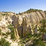 You'll Want To See This National Monument's Ancient Rock Formations