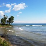 15 Scenic Places To Camp Along Lake Michigan