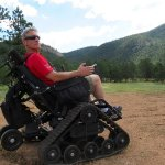 This Colorado Park Offers Track Chairs For Those With Mobility Issues