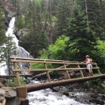 This Scenic Waterfall In Montana Is An Easy Hike