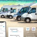 This Gadget Can Monitor The Temperature & Humidity In Your RV