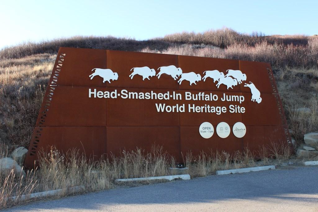 Head-Smashed-In Buffalo Jump