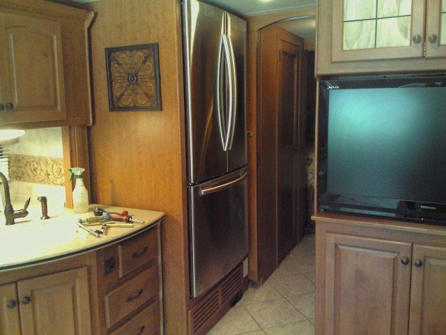 Residential RV refrigerator regrets
