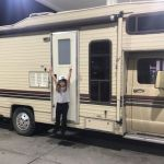 Man & Daughter Give Donated RVs To Wildfire Survivors