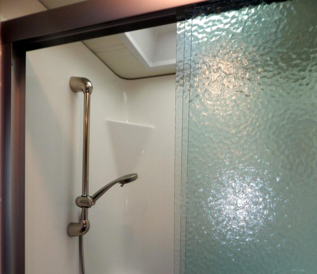 rv shower door options the best the