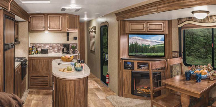Ten Top Travel Trailers  RV Lifestyle Magazine