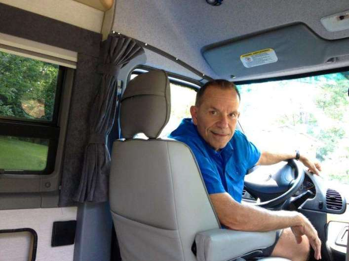 Mike offer newbie rv advice for men