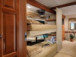 bunks in a Class A