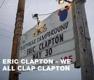 Eric Clapton  - We All Clap Clapton