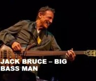 Jack Bruce - Big Bass Man