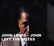 John Lewis  - John Left The Notes