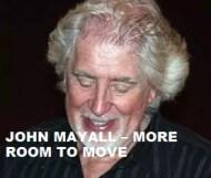 John Mayall  - More Room To Move